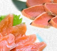 北海道産 お刺身用サーモン(天然秋鮭)