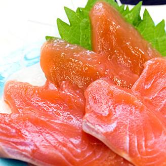 北海道産天然秋鮭